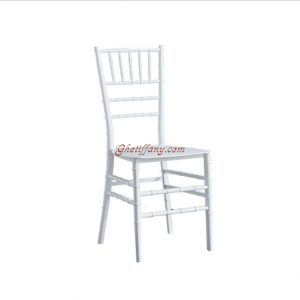 ghế tiffany - chiavari nhựa nhập khẩu